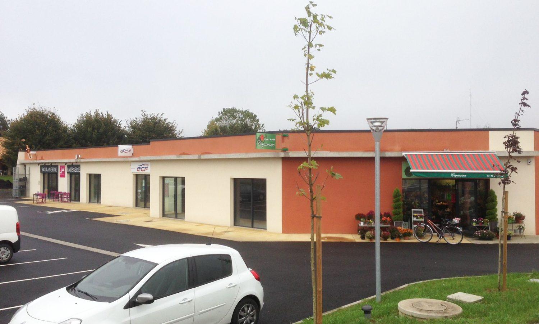 Promoteur centre commercial Naintré Poitiers