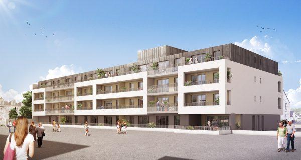 Promoteur immobilier Nantes Résidence Séniors