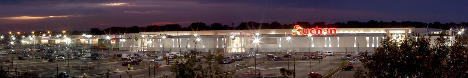 Centre commercial investissement immobilier Poitiers