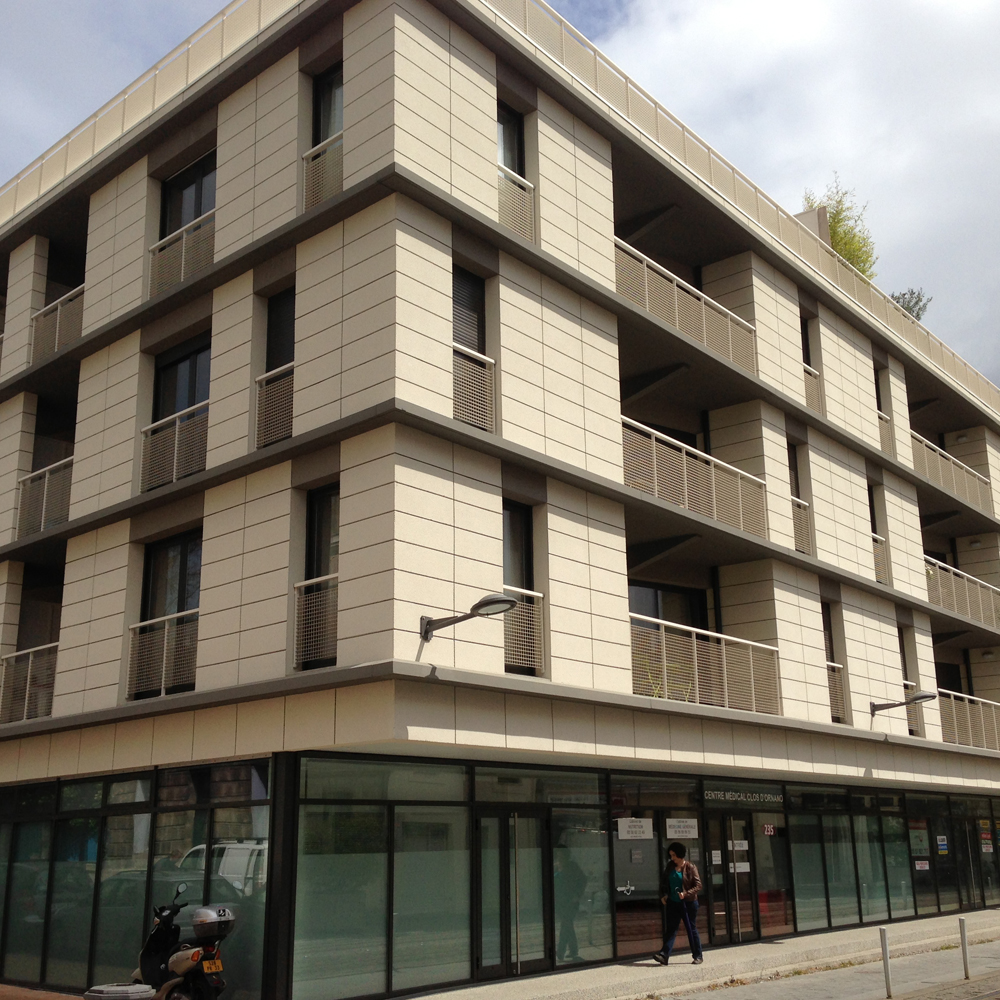Clos de la Chartreuse résidence investissement locatif Bordeaux
