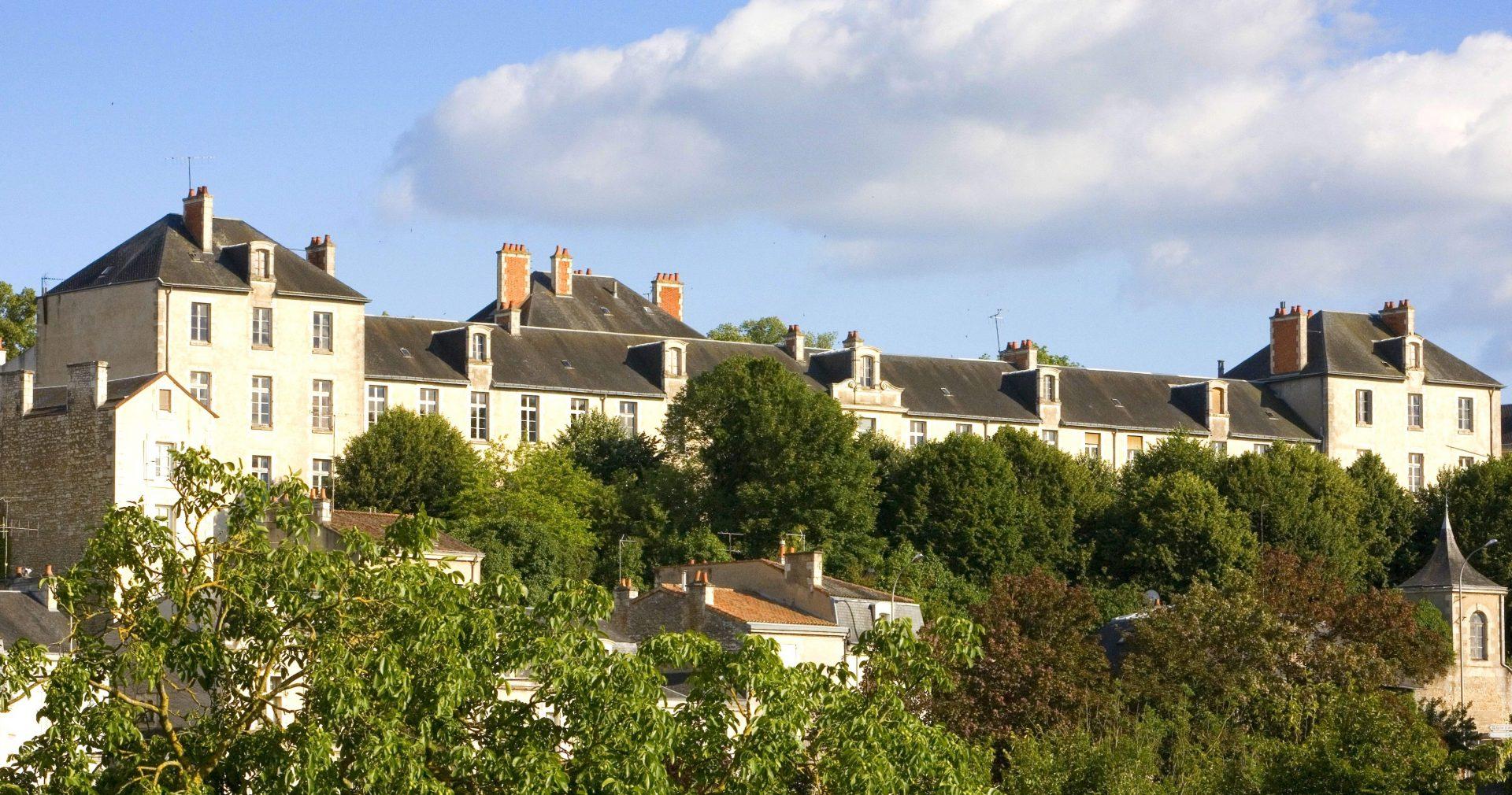 Clos des Demoiselles immobilier Poitiers