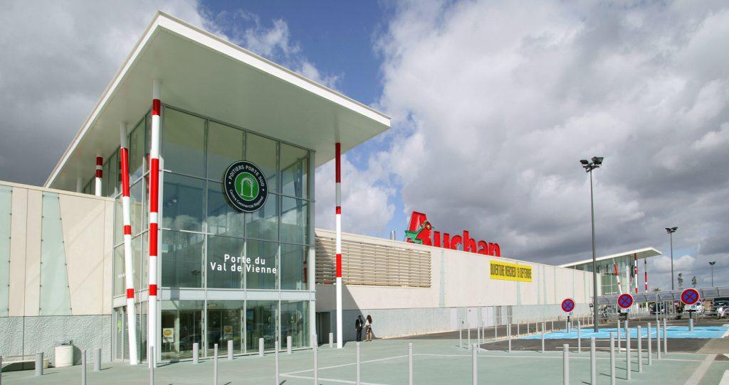 Construction Auchan Sud Poitiers Immobilier