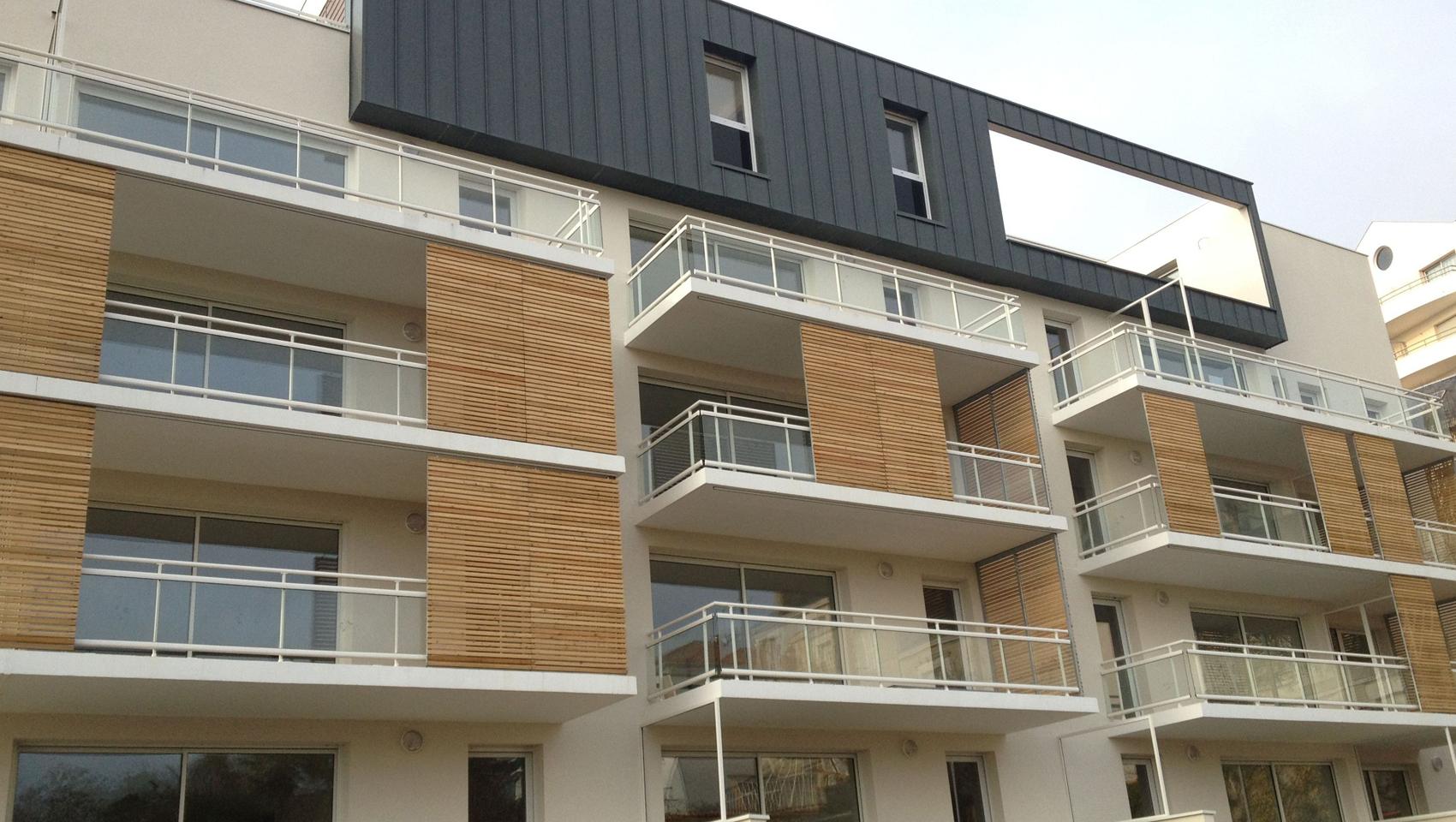 Jardins de Saint Grégoire programme immobilier Poitiers