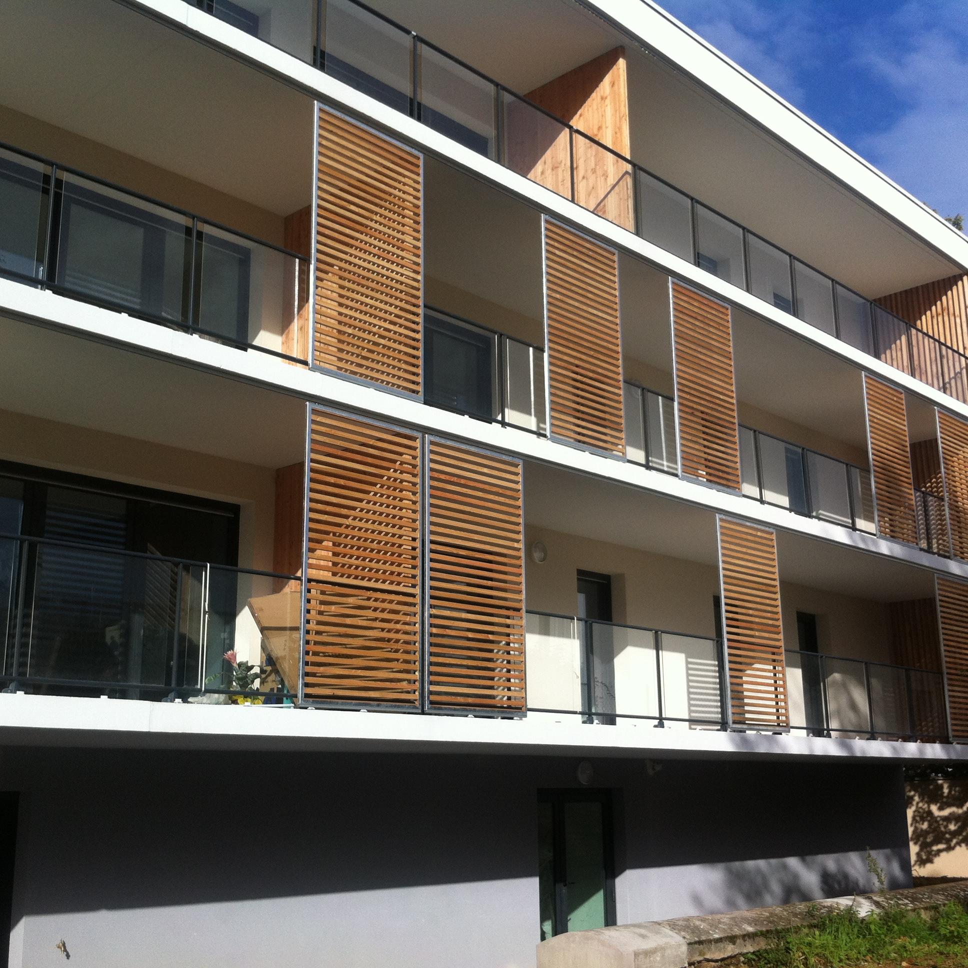 Poitiers Clos Saint Joseph Cité judiciaire logement
