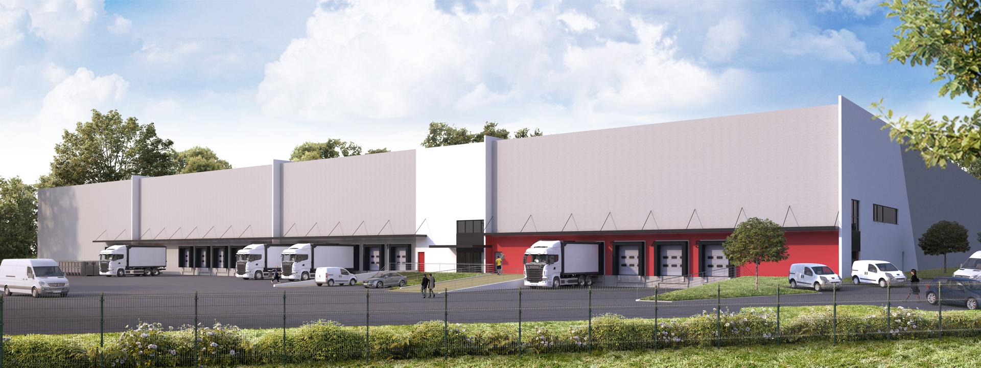 Aménageur promoteur logistique plateforme Poitiers