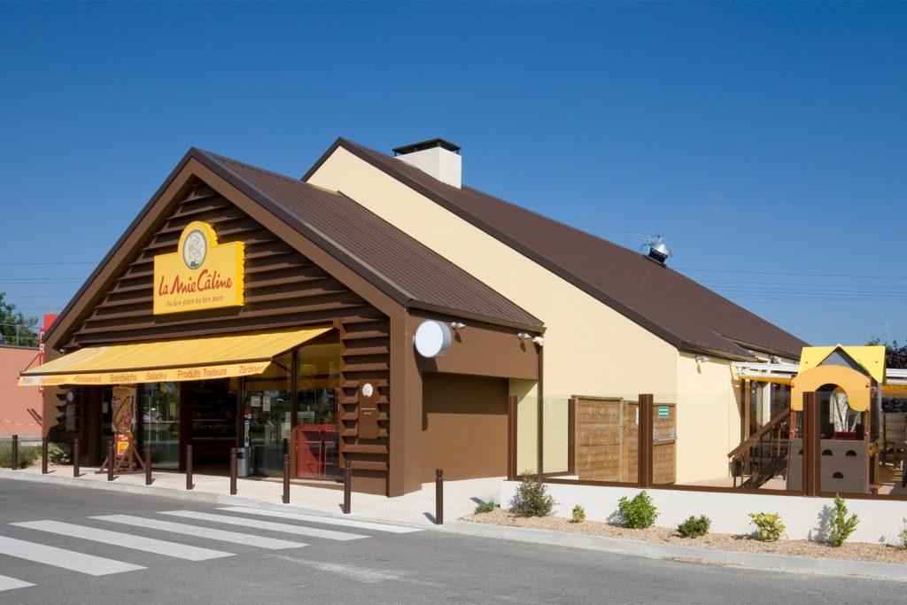 La Mie Caline Projet immobilier Poitiers