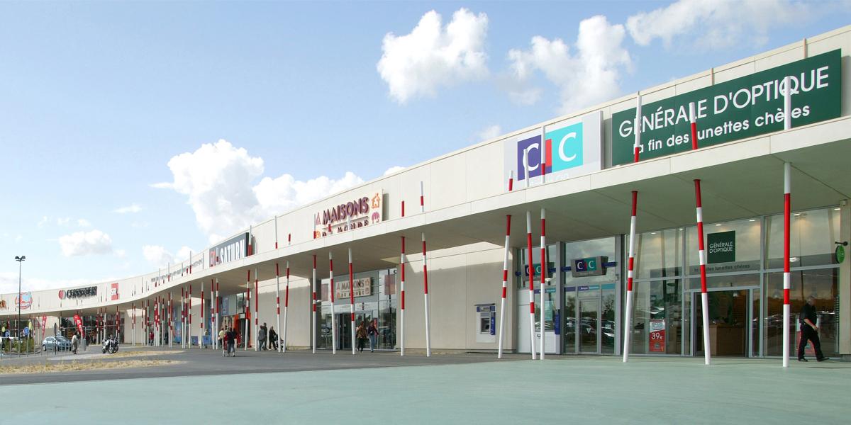 Poitiers Auchan Sud