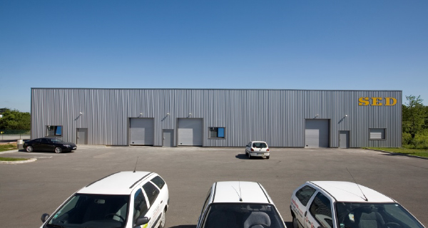 SED Poitiers Logistique
