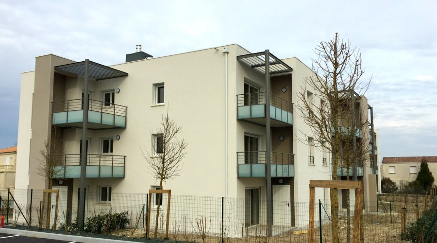 Arena Résidence Programme immobilier HLM