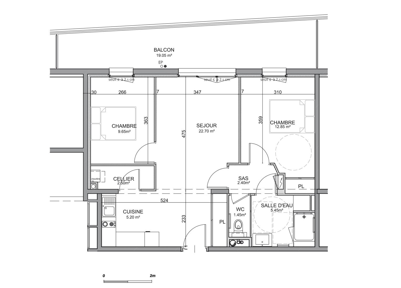 Nouveau plan residence investissement