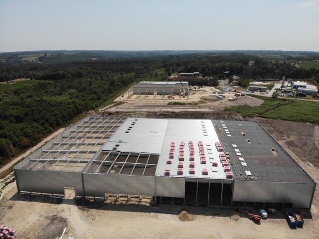 Plateforme logistique Poitiers