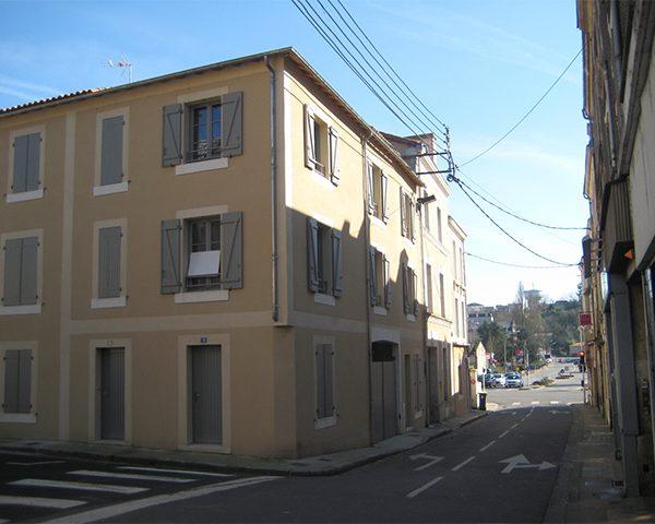 Maison de ville Poitiers